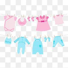 Vector de ropa de bebe Baby Shawer, Baby Box, Bebe Vector, Mickey Mouse Silhouette, Cowboy Baby Shower, Baby Shower Templates, Baby Shots, Baby Boy Cards, Paper Flowers Craft