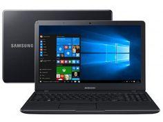 "Notebook Samsung Essentials E34 Intel Core i3 - 4GB 1TB LED 15,6"" Full HD Windows 10"