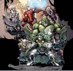 Marvel Zombies Final - Comunidad oficial de MARVEL COMI... en Taringa! Marvel, Joker, Fictional Characters, Art, Funny Images, Community, Hilarious, Art Background, Jokers
