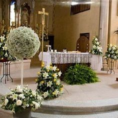 WEDDING DECORATION IDEAS FOR THE CHURCH