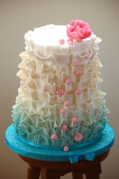 this would be our wedding cake if we got married 2-21-2012!
