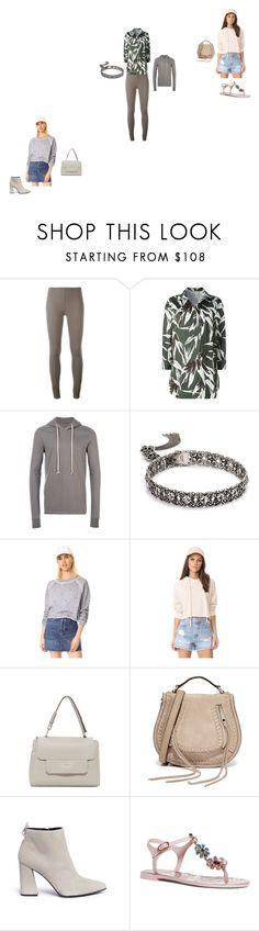 """be fashionable"" by emmamegan-5678 ❤ liked on Polyvore featuring Rick Owens Lilies, Marni, Rick Owens, Kendra Scott, Wildfox, Monrow, Furla, Rebecca Minkoff, Stuart Weitzman and Dolce&Gabbana"