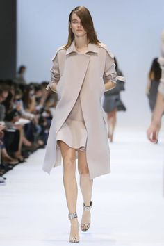 Guy Laroche Ready To Wear Spring Summer 2014 Paris - NOWFASHION