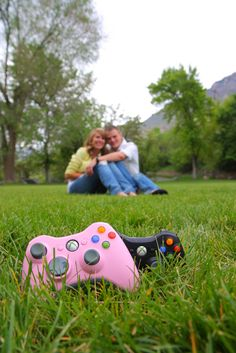 Video game engagements :) www.cheapshotsllc.com