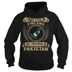 Live in Finland - Made in Pakistan - Special, Get yours HERE ==> https://www.sunfrog.com/States/Live-in-Finland--Made-in-Pakistan--Special-Black-Hoodie.html?id=47756 #christmasgifts #merrychristmas #xmasgifts #holidaygift #finland #visitfinland #thisisfinland #igersfinland