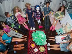 Stars Of Barbie: Banquete de Sábado