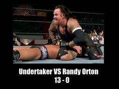 WrestleMania 21: The Undertaker vs. Randy Orton (13-0)