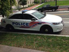 Metropolitan Police Department Ford Police Interceptor (DC)