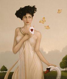 I Give You My Heart | Borsini-Burr Gallery
