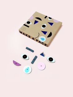 Make A Face | Learn about emotions | New wooden toy by Moon Picnic X Mr Printables
