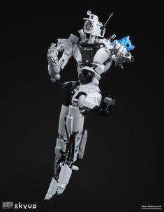 Skyup Academy Robot