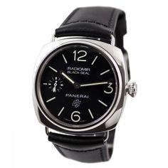 7830c37e322ea Panerai Radiomir Black Seal Logo Acciaio PAM00380 Regular Price  €4