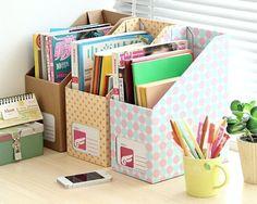 Home offices decorados e organizados + algumas dicas incríveis   Arrumadíssimo