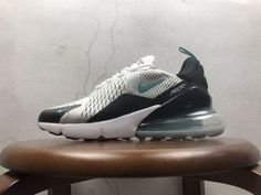 the latest 52cfa fbb9d Best Quality Nike Air Max 270 Mint Green White Black AH8050-001 Size 9 Shoes