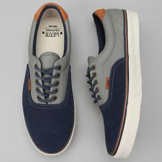 Vans Era 59 Blocked Suede Sneaker #man's #fashion