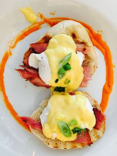 WHISK Gourmet Food & Catering - Miami, FL, United States. Delicious Eggs…