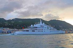 Lürssen #Superyacht Azzam.. The world's largest #superyacht. What do you think? #RiggingInPalma