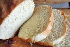 Pane in cassetta al latte