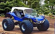 Dune Buggy On Steroids