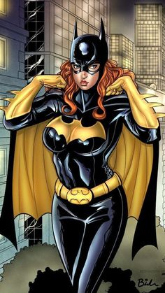 Batgirl Barbara Gordon by KRTArt via DeviantArt Marvel Dc Comics, Comics Anime, Dc Comics Girls, Hq Marvel, Dc Comics Art, Marvel Girls, Dc Comics Women, Marvel Women, Batman And Batgirl