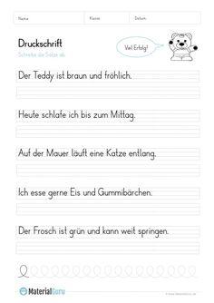 Primary Education, Primary School, Pre School, Deutsch Language, German Language, Alphabet Writing Practice, Learn German, Homeschool, Lettering