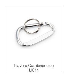 Llavero Carabiner Clue Ll011