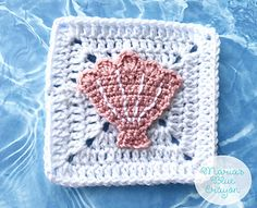 Ravelry: Seashell Granny Square pattern by Maria's Blue Crayon