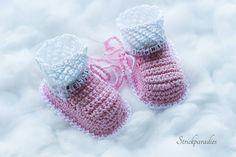 Rosa Traum - Babyschuhe mit-Namen _017