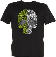 Koszulki z czaszkami: Ekolog