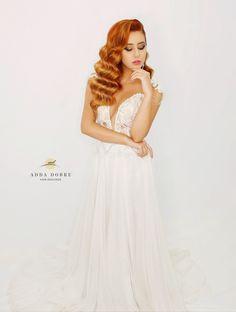 Facebook Adda Dobre Hairdesigner Bridal Waves, My Beauty, Formal Dresses, Wedding Dresses, Hijab Fashion, Hairstyle, Photo And Video, Facebook, Beautiful