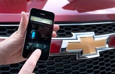 There's an app for that: Changing the Automotive Experience  Apps allow consumers to bring their technology with them to the car and update it from the cloud.