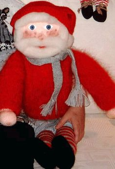 Nisseopskrifter Elf On The Shelf, Teddy Bear, Holiday Decor, Animals, Home Decor, Noel, Animaux, Animal, Interior Design