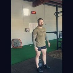 of Ladder Reps and complete set ----------> 70 lb #Kettlebell and #me