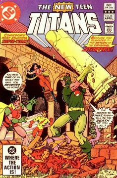New Teen Titans #18 (1982)