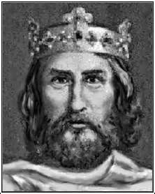Carloman I King of the Franks (768-771) son of Pepin the Short