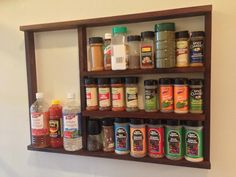 Beautiful 27 Spice Rack Ideas For Small Kitchen And Pantry