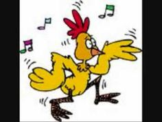 Chicken Dance- Chubby Checkers - YouTube