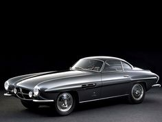 pinterest.com/fra411 #classic #car - Fiat 8V Ghia Supersonic