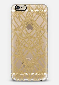 Celtic Art Gold iPhone 6 case - $10 off your first order @Casetify using code: ZN4AQG  #casetify #case #iphonecase #phonecover #celtic #design #gold #glitter #sparkle #discount #offer #discountcode