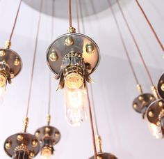 Pictures of Rain Chandelier