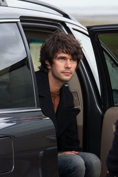 Ben Whishaw- London Spy