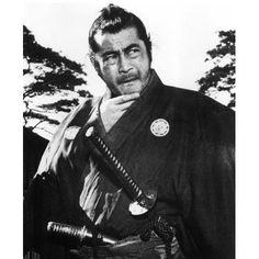 Yojimbo Canvas Art - (16 x 20) Toshiro Mifune, Good Movies, Awesome Movies, Akira, Samurai, Japanese, Actors, Film, Fictional Characters