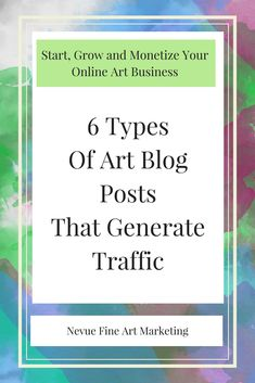 There are three key ingredients that will build a long-term successful art business planning marketing and creating. In this post you will discover how to start an art business in 9 steps. Selling Art Online, Online Art, Artwork Online, Online Jobs, Selling Paintings, Art Paintings, Acrylic Paintings, Acrylic Art, Artist Branding