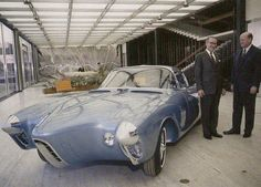 """specialcar: """" 1956 Oldsmobile Golden Rocket """""""