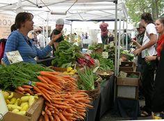 Ballard Farmers' Market - vegetables