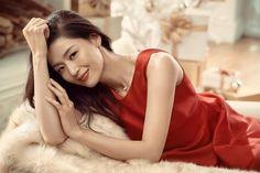 Jun Ji Hyun looks gorgeous in 'STONEHENGE' jewelry pictorial | allkpop.com