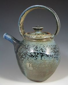 kevin Crowe of Tye River Pottery......my other favorite potter