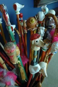Carnival canes
