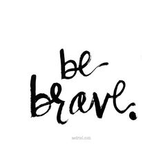 Be brave. Overcoming fear of failure. Walking on the solid ground of God's grace. A post from http://www.leeanngtaylor.com