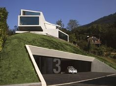 house in the swiss alps, Ungertreina Architecture